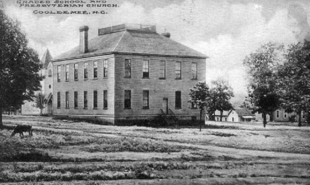 old cooleemee school