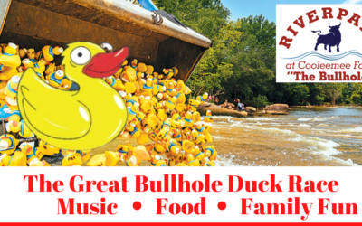 The Great Bullhole Duck Race is back for 2021 – Saturday, August 14!